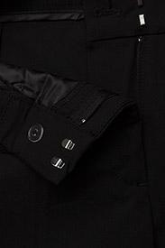 FIVEUNITS - Clara 285 Crop Black Glow - slim fit-byxor - black glow - 5