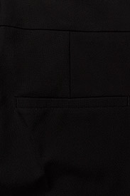 FIVEUNITS - Clara 285 Crop Black Glow - slim fit-byxor - black glow - 6