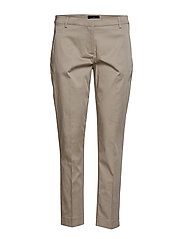 Kylie 531 Crop Split - FALCON CHINO