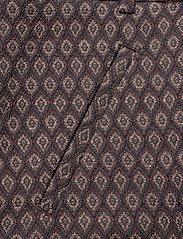 FIVEUNITS - Angelie 700 Zip - raka byxor - asphalt tapestry - 2