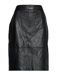 Kylie 635 - BLACK LEATHER