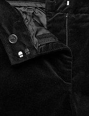 FIVEUNITS - Clara 641 Long - vida byxor - black velvo - 3