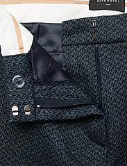 FIVEUNITS - Kylie 617 Crop - pantalons droits - navy dawny - 3
