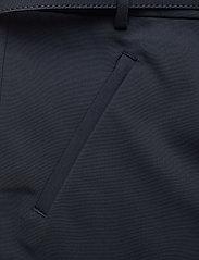 FIVEUNITS - Angelie 633 Straight Belted - raka byxor - navy klarin - 2