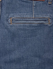 FIVEUNITS - Jolie 595 - dżinsy skinny fit - mid blue recycled - 4