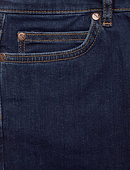 FIVEUNITS - Naomi 595 - utsvängda jeans - dark recycled - 2