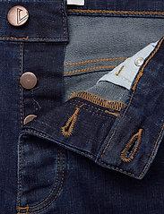 FIVEUNITS - Naomi 595 - utsvängda jeans - dark recycled - 3