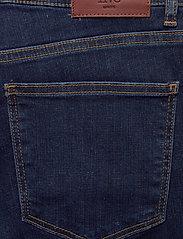 FIVEUNITS - Naomi 595 - utsvängda jeans - dark recycled - 4