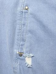 FIVEUNITS - Jolie 455 Zip - dżinsy chłopaka - steel blue raini - 2