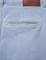 FIVEUNITS - Jolie 455 Zip - dżinsy chłopaka - steel blue raini - 4