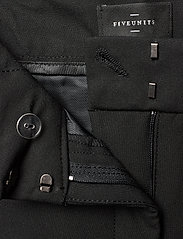 FIVEUNITS - Dena 285 Black Glow - bukser med brede ben - black glow - 3