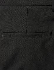 FIVEUNITS - Dena 285 Black Glow - bukser med brede ben - black glow - 4