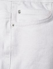 FIVEUNITS - Abby 686 Crop - broeken met wijde pijpen - white - 2