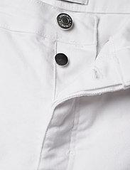 FIVEUNITS - Abby 686 Crop - broeken met wijde pijpen - white - 3