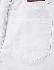 FIVEUNITS - Abby 686 Crop - broeken met wijde pijpen - white - 4