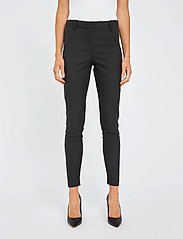 FIVEUNITS - Angelie 438 Loop Black Melange Theory - broeken med skinny fit - black melange theory - 0