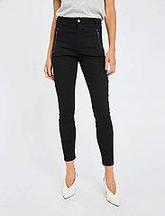 FIVEUNITS - Jolie 455 Drifter - slim jeans - black raini - 0