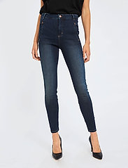 FIVEUNITS - Jolie 893 - straight jeans - galaxy blue ease - 0