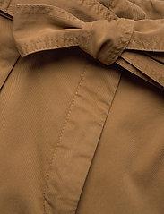 FIVEUNITS - Hailey Tie 509 - casual byxor - cashew - 4