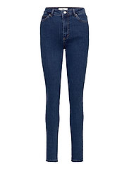 Kate High 749 - MID BLUE