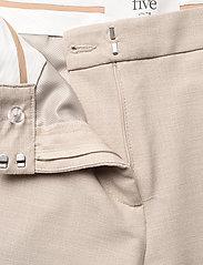 FIVEUNITS - Kylie Shorts 396 - chino shorts - plaza melange - 5
