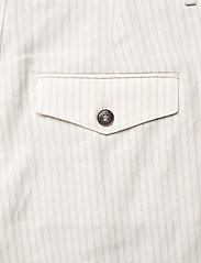 FIVEUNITS - Malou 765 - casual byxor - off-white summer pin - 6