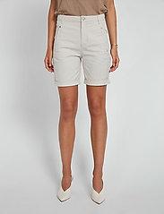 FIVEUNITS - Jolie Shorts 583 - chino shorts - moonbeam - 0