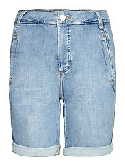 Jolie Shorts 241 - CHALK BLUE