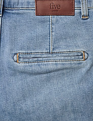 FIVEUNITS - Jolie Shorts 241 - jeansshorts - chalk blue - 6