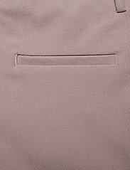 FIVEUNITS - Angelie 225 - stuprörsbyxor - pale mauve melange slim - 4