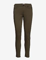 FIVEUNITS - Kate 606 - broeken med skinny fit - army - 0