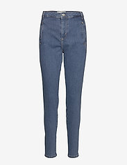 FIVEUNITS - Jolie 595 - dżinsy skinny fit - mid blue recycled - 0