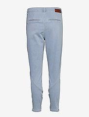 FIVEUNITS - Jolie 455 Zip - dżinsy chłopaka - steel blue raini - 1