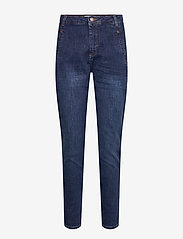 FIVEUNITS - Jolie 893 - straight jeans - galaxy blue ease - 1