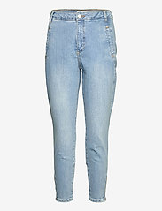 FIVEUNITS - Jolie Zip 241 - slim jeans - chalk blue - 1