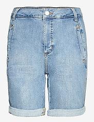 FIVEUNITS - Jolie Shorts 241 - jeansshorts - chalk blue - 1
