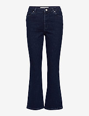 FIVEUNITS - Naomi Ankle 241 - boot cut jeans - indigo - 0