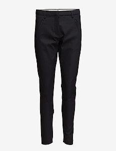 Angelie 238 Navy - straight leg trousers - navy jeggin