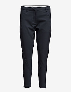Angelie 238 Zip, Navy Jeggin, Pants - NAVY JEGGIN