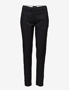 Kylie 238 Navy - straight leg trousers - navy jeggin