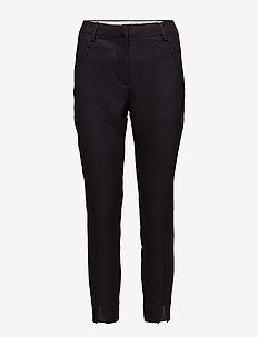 Angelie 543 Split, Blackberry Tie, Pants - BLACKBERRY TIE