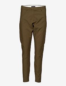 Angelie 238 Army - slim fit bukser - army jeggin