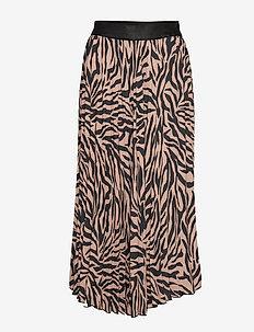 Sienna 645 Zebra Doeskin - ZEBRA DOESKIN