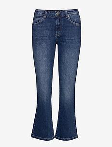 Naomi 328 - uitlopende jeans - vintage reuse