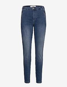 Jolie 544 - slim jeans - medium raini