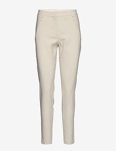 Angelie 238 - spodnie proste - moonbeam jeggin