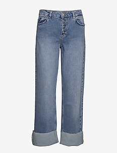 Lily 360 - straight jeans - vintage blue