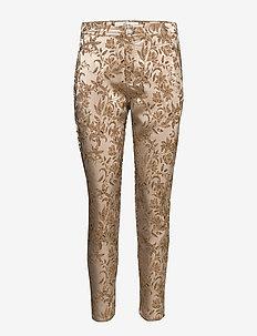 Jolie 573 Split - raka jeans - sage lily