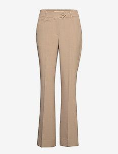 Clara 229 - broeken med straight ben - incent melange