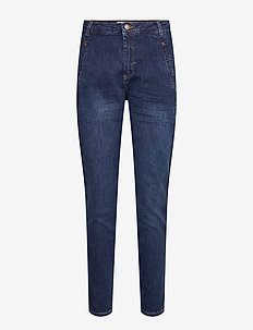 Jolie 893 - straight jeans - galaxy blue ease
